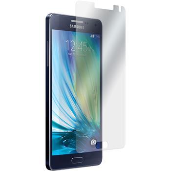 4 x Galaxy A5 (A500) Schutzfolie matt