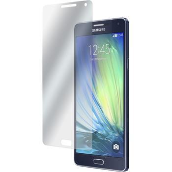 4 x Galaxy A7 (A700) Schutzfolie matt
