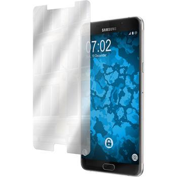 4 x Samsung Galaxy A9 Displayschutzfolie verspiegelt