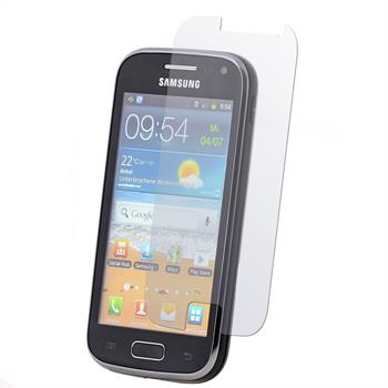 4 x Samsung Galaxy Ace 2 Protection Film Clear