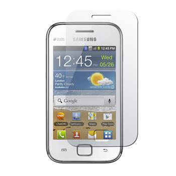 4 x Samsung Galaxy Ace Duos Protection Film Clear