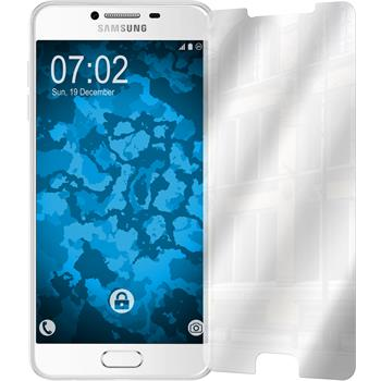 4 x Samsung Galaxy C5 Protection Film Mirror