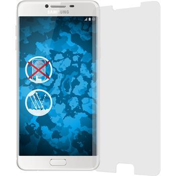 4 x Galaxy C7 Schutzfolie matt