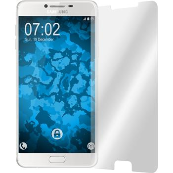 4 x Samsung Galaxy C7 Protection Film clear