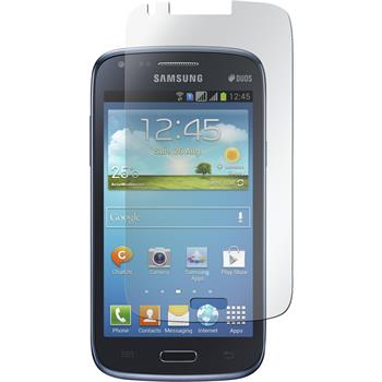 4 x Samsung Galaxy Core Protection Film Anti-Glare