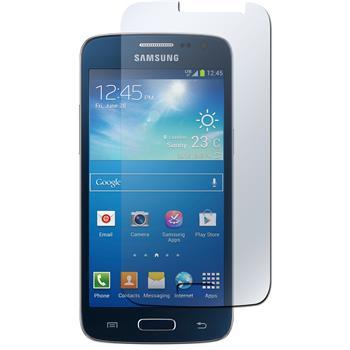 4 x Galaxy Express 2 Schutzfolie matt
