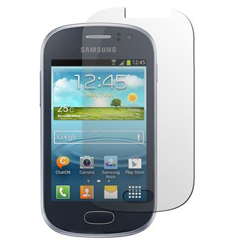 4 x Samsung Galaxy Fame Protection Film Anti-Glare