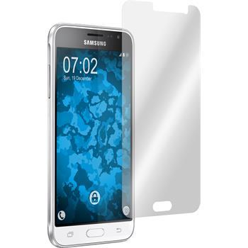 4 x Samsung Galaxy J3 (2016) Protection Film clear
