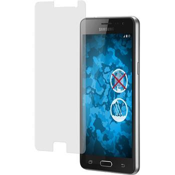 4 x Galaxy J3 Pro Schutzfolie matt