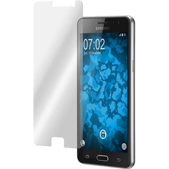 4 x Samsung Galaxy J3 Pro Protection Film clear