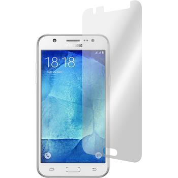 4 x Samsung Galaxy J5 (J500) Protection Film Anti-Glare