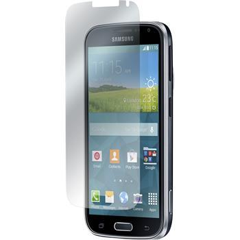4 x Galaxy K Zoom Schutzfolie klar