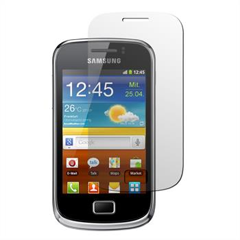 4 x Galaxy Mini 2 Schutzfolie matt