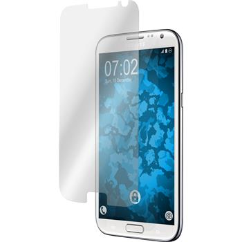 4 x Samsung Galaxy Note 2 Protection Film Clear
