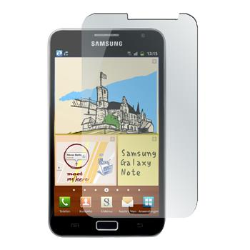 4 x Samsung Galaxy Note Protection Film Clear