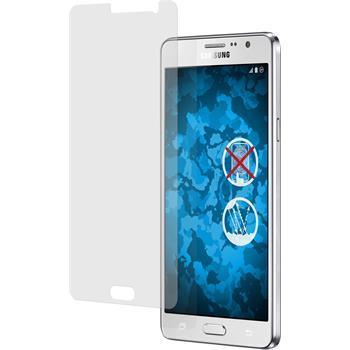 4 x Samsung Galaxy On7 Protection Film Anti-Glare