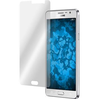 4 x Samsung Galaxy On7 Protection Film clear
