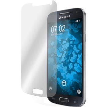 4 x Galaxy S4 Mini Schutzfolie klar