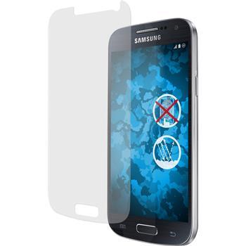 4 x Galaxy S4 Mini Schutzfolie matt