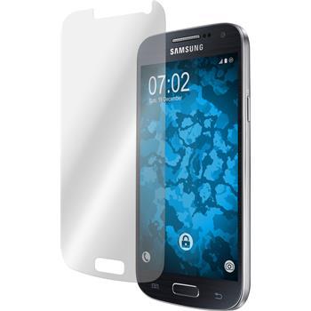 4 x Galaxy S4 Mini Plus I9195 Schutzfolie klar