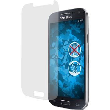 4 x Galaxy S4 Mini Plus I9195 Schutzfolie matt