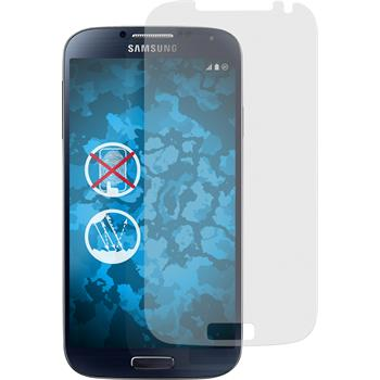 4 x Samsung Galaxy S4 Protection Film Anti-Glare