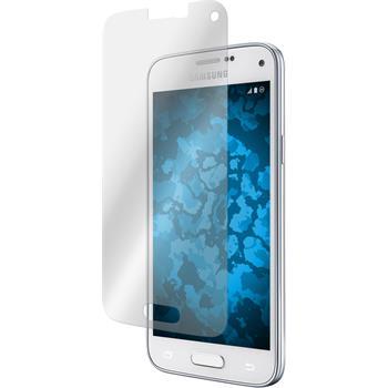 4 x Galaxy S5 mini Schutzfolie klar