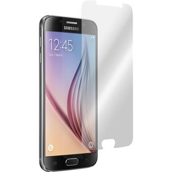 4 x Galaxy S6 Schutzfolie klar