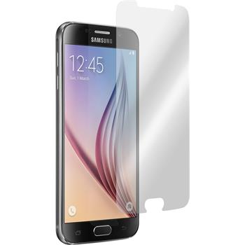 4 x Samsung Galaxy S6 Protection Film Clear