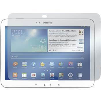 4 x Galaxy Tab 3 10.1 Schutzfolie klar