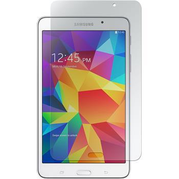 4 x Galaxy Tab 4 7.0 Schutzfolie klar