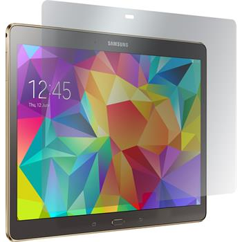 4 x Samsung Galaxy Tab S 10.5 Displayschutzfolie matt