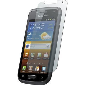 4 x Samsung Galaxy W Protection Film Clear