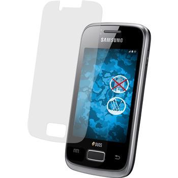4 x Samsung Galaxy Y Duos Protection Film Anti-Glare