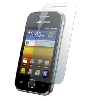 4 x Samsung Galaxy Y Protection Film Anti-Glare