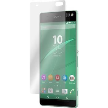 4 x Sony Xperia C5 Ultra Protection Film clear