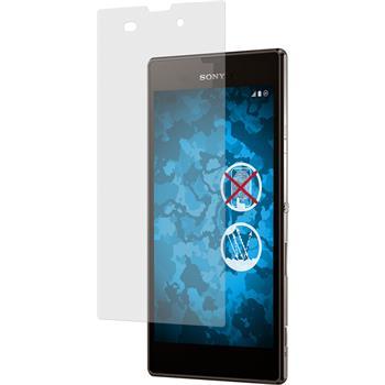 4 x Sony Xperia T3 Displayschutzfolie matt