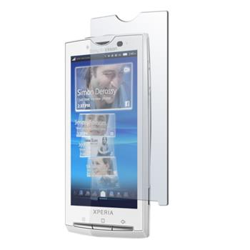 4 x Sony Xperia X10 Protection Film Clear