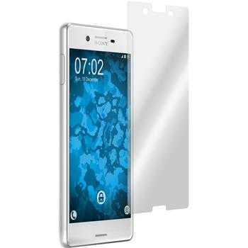 4 x Sony Xperia X Protection Film clear
