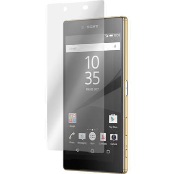 4 x Sony Xperia Z5 Premium Protection Film clear