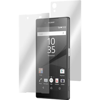 4 x Sony Xperia Z5 Protection Film Fullbody clear