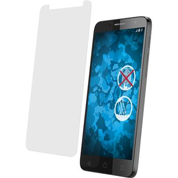 6 x Alcatel POP 4+ Displayschutzfolie matt