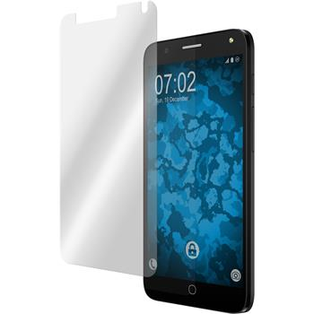 6 x Alcatel POP 4 Protection Film clear