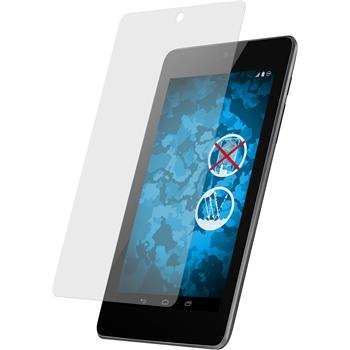 6 x Nexus 7 Schutzfolie matt
