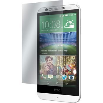 6 x HTC Desire 510 Displayschutzfolie matt