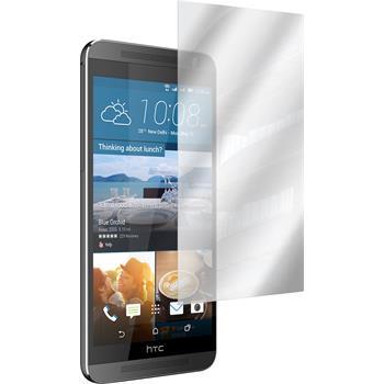 6 x HTC One E9+ Protection Film Mirror