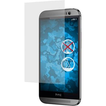 6 x HTC One M8 Protection Film Anti-Glare