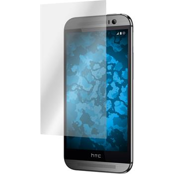 6 x HTC One M8 Protection Film Clear