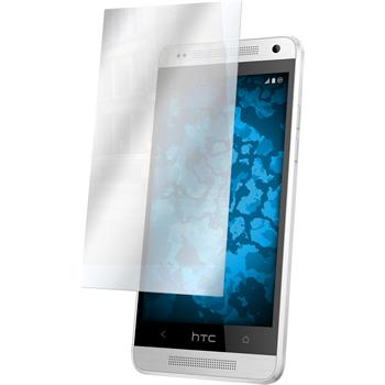 6 x HTC One Mini Protection Film Mirror