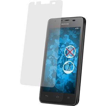 6 x Huawei Ascend G510 Displayschutzfolie matt